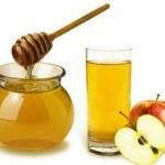 Jabukovo sirće i med