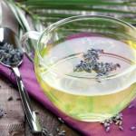 Lavanda čaj
