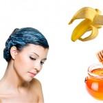 Banana za lice i kosu : Najbolje maske