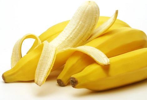 banana je dobra za pete