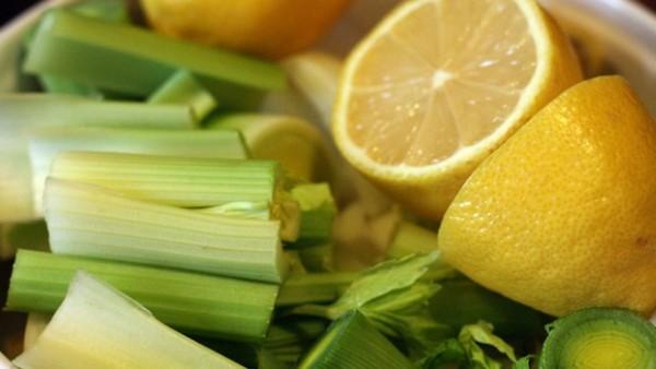 celer i limun holesterol