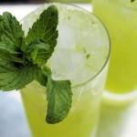 Sirup i sok od nane recepti