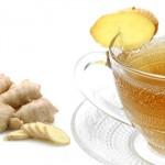 Čaj od đumbira za dobro zdravlje i mršavljenje