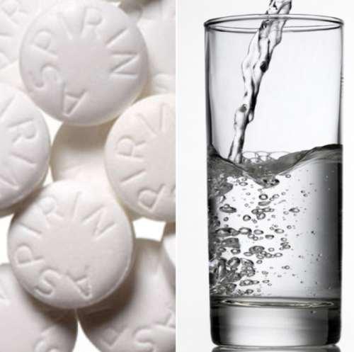 aspirin za kosu