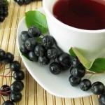 Čaj od lista i bobica aronije lekovitost, priprema i upotreba