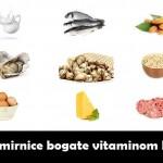 Nedostatak vitamina b12 i b6 simptomi i posledice – namirnice izvori