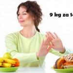 Dijeta 9 kg za 14 dana jelovnik, saveti, iskustva…