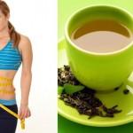 Dijeta sa zelenim čajem i mlekom za detoks i skidanje  0,5 do 2 kg dnevno