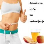 Kako jabukovo sirće utiče na mršavljenje