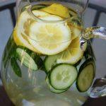 Najbolji napitak za mršavljenje – đumbir, limun, krastavac i nana