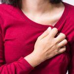 Bol u grudima sa leve strane mogući uzroci