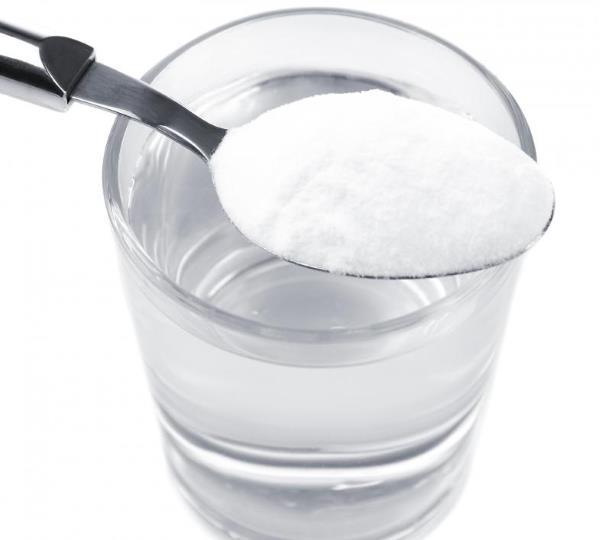 medicinska soda bikarbona