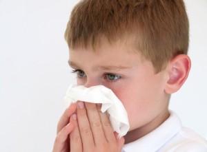 bakterije u nosu kod dece