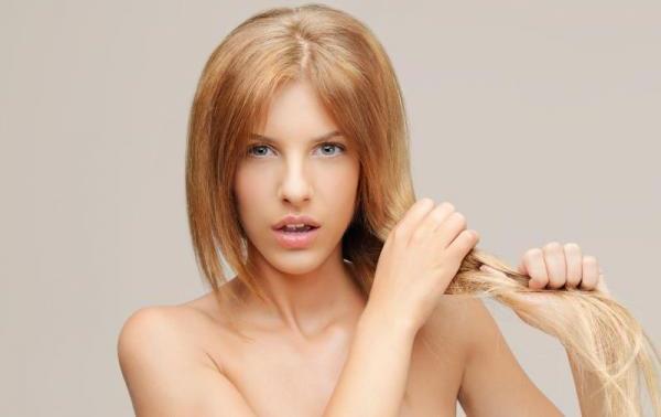 suva i ostecena kosa