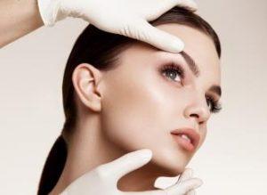 zatezanje koze lica