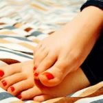neprijatan miris stopala