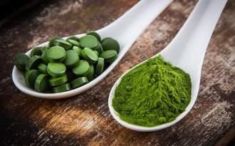 alga spirulina za mrsavljenje