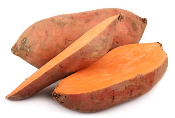 slatki krompir batat