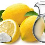 Soda bikarbona i limun – 7 lekovitih svojstava