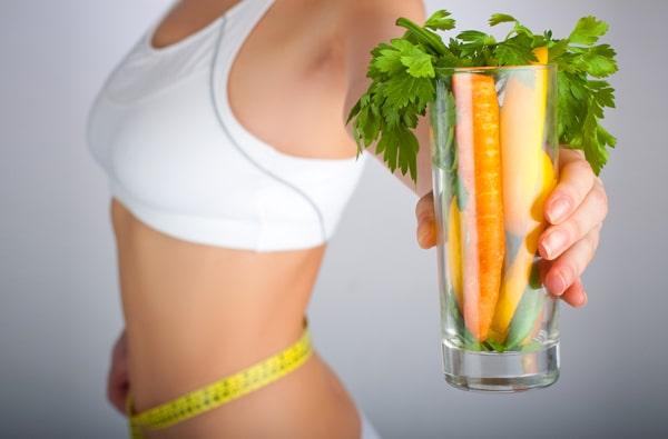 veganska dijeta za mrsavljenje