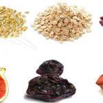 Hrana bogata vlaknima za probavu, zdravlje i mršavljenje