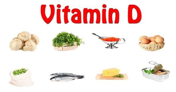 vitamin D3 u hrani