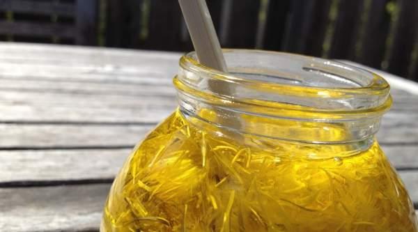 kako napraviti sirup od maslacka recept
