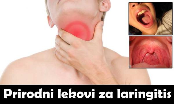 laringitis promuklost