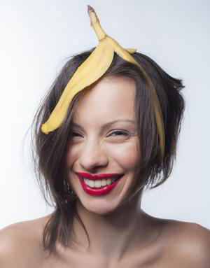 banane za kosu