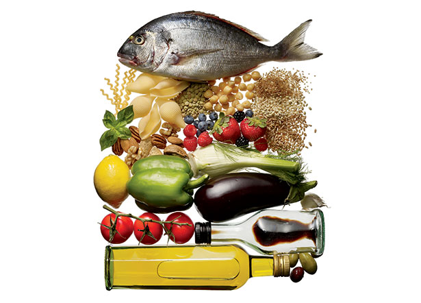 mediteranska dijeta jelovnik