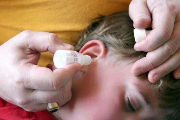 bolovi u usima lecenje