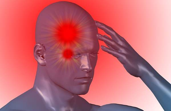 klaster glavobolja simptomi