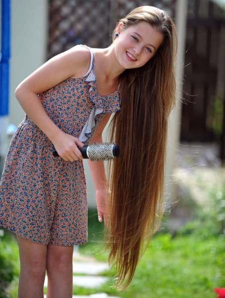kako do duge kose