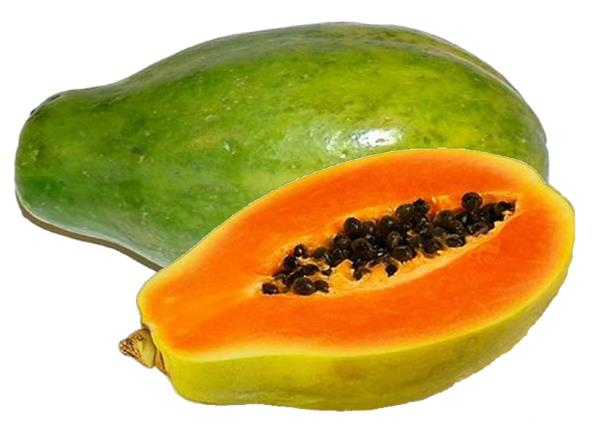 kako se jede voce papaja