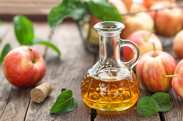 jabukovo sirce za bubuljice