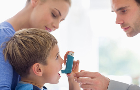 alergijska astma simptomi
