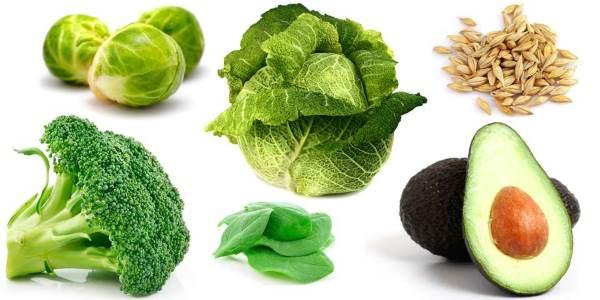 koje namirnice sadrze vitamin k