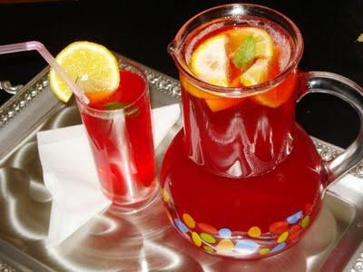 sok od drenjina recept