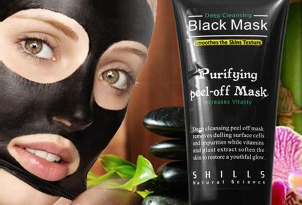 crna maska cena
