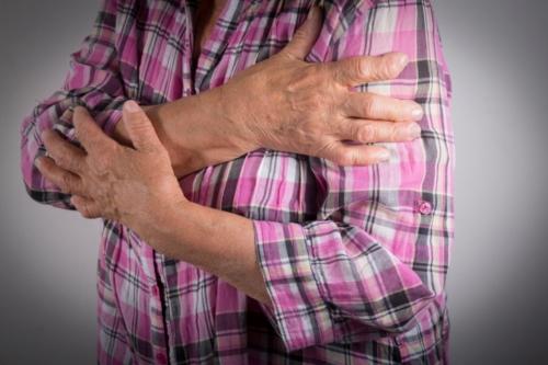 bol u levoj ruci