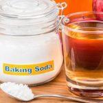 jabukovo sirce i soda bikarbona